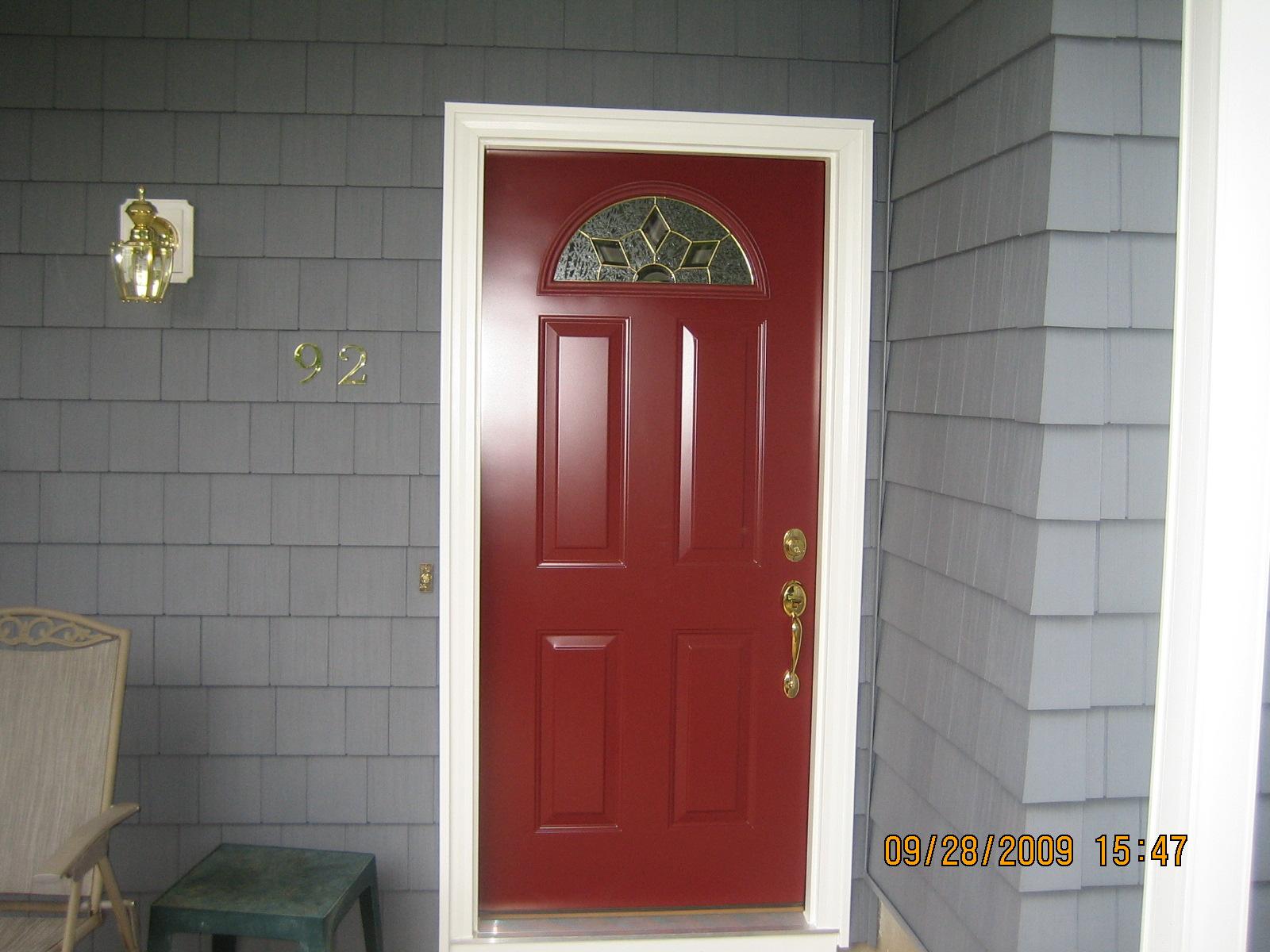 Nj Front Entry Door Gallery Middletown Edison Contractor